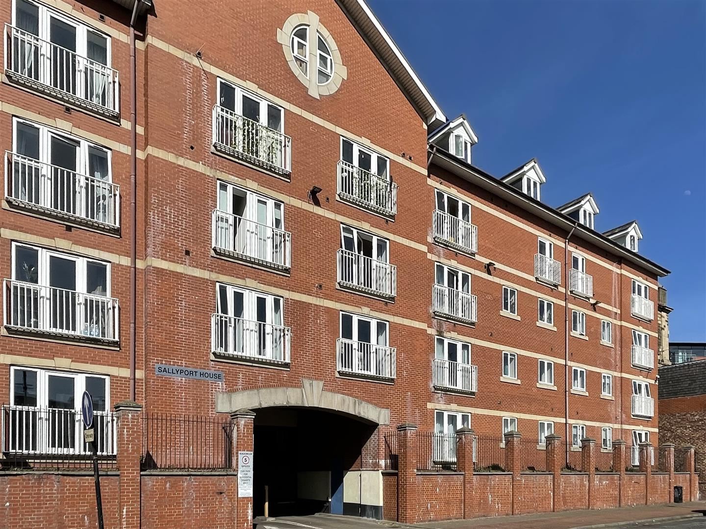 Sallyport House Newcastle Upon Tyne, 1 Bedrooms  Apartment - duplex ,For Sale
